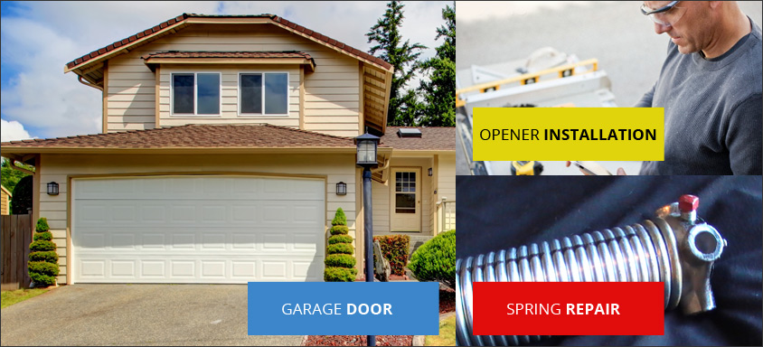 Garge Door Repair Service - Broomfield, CO